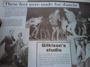 Gilkisons Dance Studio Perth WA